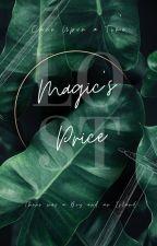 Magic's Price (OUAT Peter Pan) by LittleRedBling