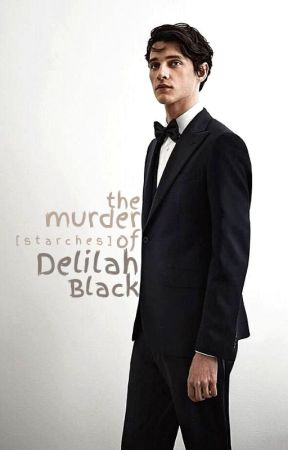The Murder of Delilah Black: Lars Chapman by starches