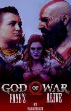 Faye's alive   God of War by Valkiria-28
