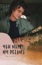 you make my dreams ✁ 𝖘𝖙𝖊𝖛𝖊 𝖍𝖆𝖗𝖗𝖎𝖓𝖌𝖙𝖔𝖓. by versacemuke
