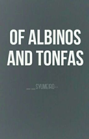 Of Albinos and Tonfas (Lookism) by __syumeiro--