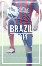 Brazil 2014 ➳ Neymar Jr. / Oscar Dos Santos by todocuentx