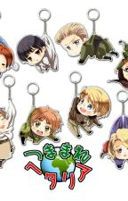 Draw A Circle (Hetalia Seven Minutes In Heaven) by TheGiftOfSilence