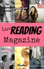 LuvReadingMag Issue #2 by LuvReadingMag