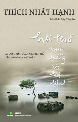 Hơi Thở Nuôi Dưỡng Và Trị Liệu - Thiền Sư Thích Nhất Hạnh