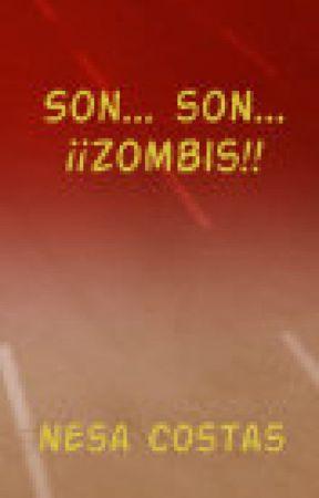 Relato: Son... son... ¡¡Zombis!! by NesaCostas