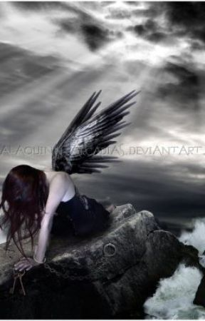 the fallen angel. by moonshine96