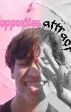 opposites attract | chase hudson by huddyhaiku