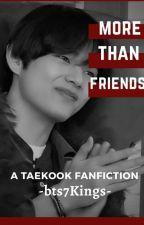 More than Friends | Vminkook by VKookiesN