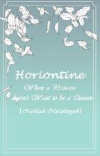 Horiontine by FidaNafidzah