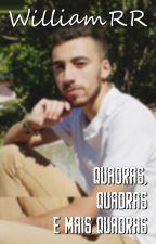 Quadras, quadras e mais quadras by WilliamRekkapsRocha