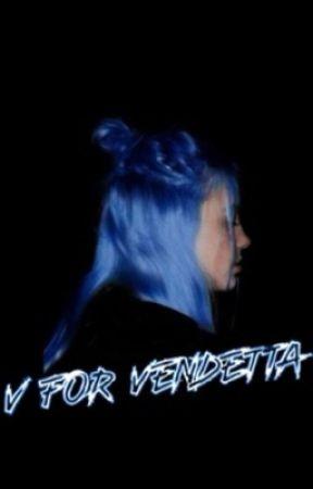 V for Vendetta by itswilliameyelash