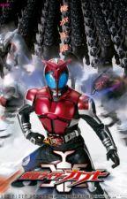 Kamen Rider: Beetleborg by tdk0403