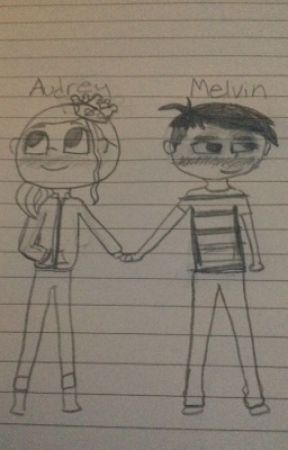 Harvey Street KidsA Melvin and Audrey story by Gemini-Butterfly