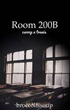 Room 200B (cscoop x travis) by broccolissoup