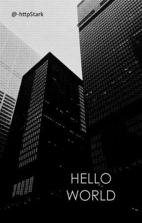 hello world! [mb/s] by -goldenavenger