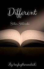 Different // Stiles Stilinski // Teen Wolf by hayleytheroadie16