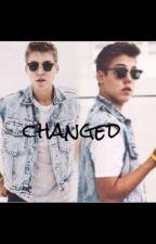 changed { A Matthew Espinosa fanfic } by kaylynn_karshner