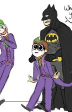 (Joker x Batman ) A Sweet Ending ❤🖤 by GalixyArts