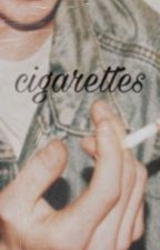 Cigarettes Billy Hargove by austinsbitc_h