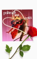 「polaroids and roses」 by lucymeoworino