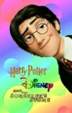 Harry Potter Disney (and the Sorcerer's Stone) by vivianisawsum