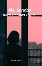 Mr. London || Hero Fiennes Tiffin  by gandedolan1999