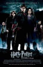 Harry Potter and the Goblet of Fire by IamSAFIE