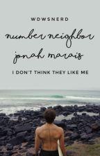 Number Neighbor • J. Marais by wdwsnerd