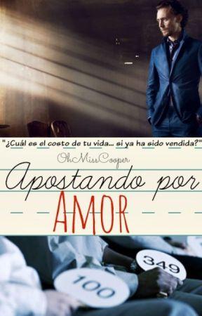 Apostando por amor [Fanfiction de Tom Hiddleston] by OhMissCooper