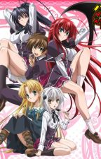 Male  Nelfilim Dragon Dark y Light y apocalipsis x High school dxd by IIIGHOULIII
