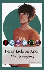 Percy Jackson and The Avengers by LarryDrarrySolangelo