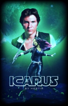 ❛ICARUS❜ Han Solo by xvestax