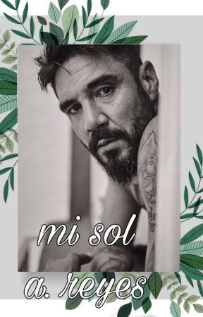 mi sol |a. reyes| by sosweetner
