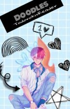 Doodles (Soulmate AU) ( Shoto Todoroki X Reader) by ashlee_anime