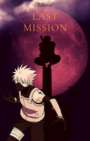 Last mission [Kakashi Hatake] by EIlistriel