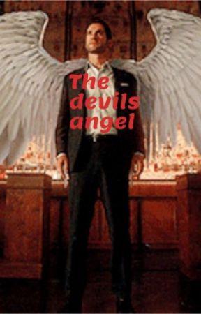 The devils angel  by AmyDunbar2