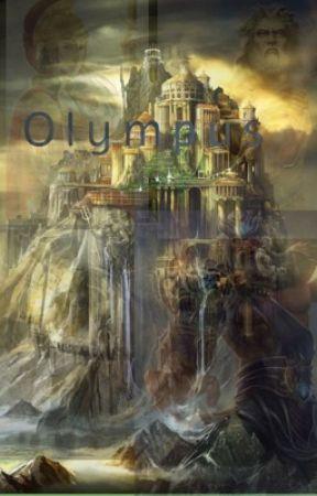 O L Y M P U S  by Creatureofdanight