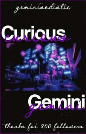 curious gemini | Q&A answers by geminisadistic