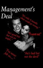 Management's Deal by Maddie__Williams