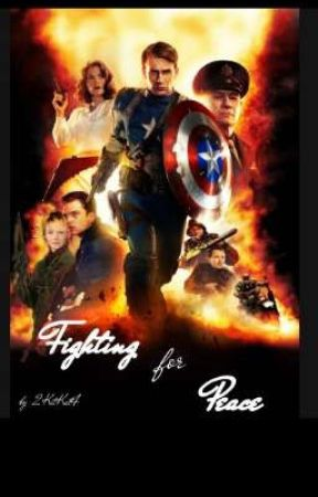 [Bucky Barnes] Fighting for Peace by 2KitKat4