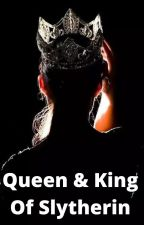 King and Queen of Slytherin by patcynt