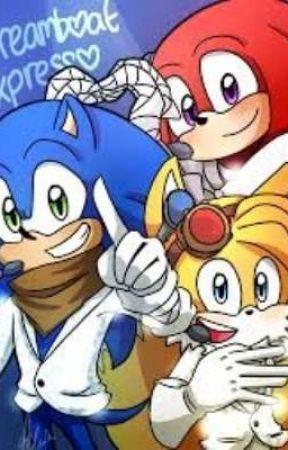 Preguntas Y Retos Con El Sonic Team by AriadnaTheHedgehog