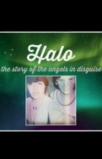 Halo by shyoftheangels