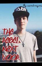 Rebel Next Door ~ Crawford Collins by cambreyms