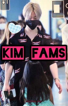 KIM FAMILY (BINHWAN oneshoot) by binhwan_loves