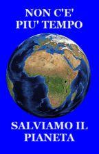 Non c'è più tempo: salviamo il pianeta by IlSeba64