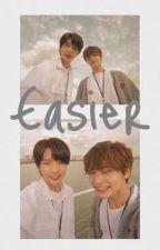Easier ; Hhj+Yjg  by BangtanArmy88
