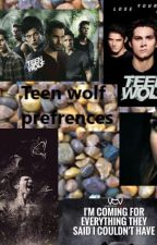 Teen wolf preferences by deep3r