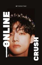 Online Crush | Taehyung by myshatae